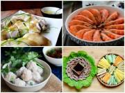 Bếp Eva - Những món luộc ngon cho ngày nắng