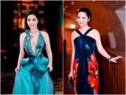 Làng sao - Hoa hậu Giáng My một ngày chạy show 4 sự kiện