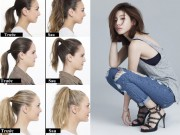 Làm đẹp - Thay đổi kiểu tóc sẽ giúp mặt thon gọn trong nháy mắt