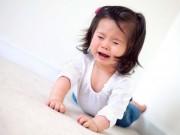 Làm mẹ - Học mẹ khéo chiêu dạy con ăn vạ chẳng cần quát mắng