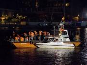 Toàn cảnh vụ chìm tàu du lịch chở 56 người trên sông Hàn