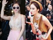 Thời trang - Những cột mốc thời trang khó quên của Angela Phương Trinh