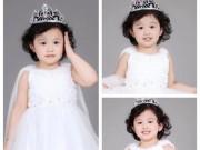 Làng sao - Con gái Jennifer Phạm xinh đẹp như công chúa