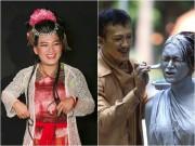 Tiến Đạt cạo râu giả gái siêu hài, Hương Giang làm nhân tượng xinh đẹp