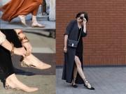 Thời trang - 5 bí kíp giúp cô nàng nấm lùn tự tin diện giày bệt cực chất