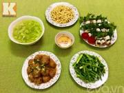 Bếp Eva - Bữa cơm chiều ngon cho gia đình