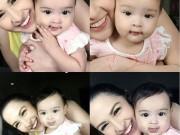 Làng sao - Showbiz 24/7: Con gái mỹ nhân Philippines xinh như búp bê