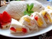 Bếp Eva - Bánh mì kẹp kem hấp dẫn, ai cũng mê