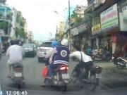 Tin tức - TPHCM: Bắt được tên cướp