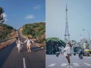 Eva Yêu - Việt Nam đẹp ngỡ ngàng trong ảnh cưới cặp đôi Thái