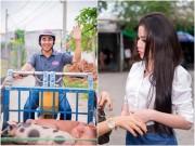 Sao Việt - Quyền Linh giản dị giúp đỡ người nghèo