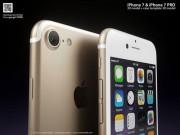 """Eva Sành điệu - iPhone 7 lộ ảnh dựng """"nóng bỏng tay"""""""