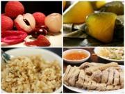 Bếp Eva - Các món ăn không thể thiếu trong ngày Tết Đoan Ngọ