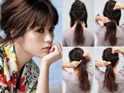 Làm đẹp - 11 kiểu biến tấu với tóc tuyệt vời dành riêng cho nàng công sở