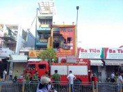 Tin tức - Cháy cửa hàng lúc mờ sáng, 4 người thiệt mạng