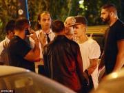 Lộ clip Justin Bieber đánh người gây xôn xao