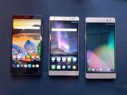 """Smartphone Google Tango đầu tiên trên thế giới là """"quái vật"""" đến từ Lenovo"""