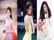 Thời trang - Những sao Việt mặc đẹp nhưng dễ gây nhàm chán