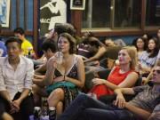 Tin tức - Ảnh: Người Hà Nội trắng đêm xem EURO