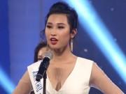 """Clip Eva - Video: Câu trả lời """"tự tin"""" về nhan sắc nhất trong Hoa khôi Áo dài Việt Nam"""