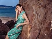 Thời trang - Lệ Hằng khoe dáng ngọc ngà trên biển Thái Lan