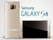 Eva Sành điệu - Samsung Galaxy S8 sẽ có màn hình 4K, hỗ trợ công nghệ VR