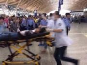 Tin tức - Sân bay Thượng Hải rúng động vì vụ nổ, ít nhất 3 người bị thương