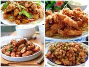 Bếp Eva - 4 món gà dễ ăn cho bữa cơm gia đình