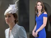 Công nương Kate mặc đẹp trong sinh nhật Nữ hoàng Anh
