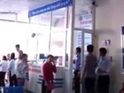 Tin tức - Rơi mảng trần nhà bệnh viện, 1 em bé nhập viện cấp cứu