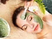 Làm đẹp - Đặc trị da dầu tại nhà với mặt nạ bột trà xanh tự chế