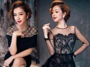 Thời trang - Những chiếc đầm đen ngắm hoài không chán của Jennifer Phạm