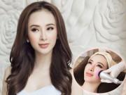 Làng sao - Angela Phương Trinh tút tát nhan sắc cho vai diễn mới