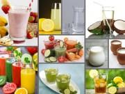 10 loại đồ uống thay cơm cho mẹ bầu ngày nắng nóng