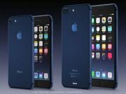 Eva Sành điệu - Mê mẩn trước vẻ đẹp của iPhone 7 màu xanh đậm