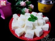 Bếp Eva - Bánh tuyết thơm mát, ngon miệng trong ngày hè