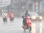 Tin tức - Đêm nay Hà Nội có mưa dông, chấm dứt nắng nóng