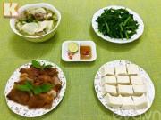 Bếp Eva - Thực đơn ngon miệng cho bữa chiều