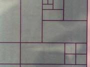 Bài toán hóc búa: Có tất cả bao nhiêu hình vuông?