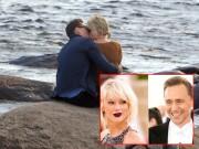 Làng sao - Taylor Swift lộ ảnh hôn Tom Hiddleston sau 2 tuần chia tay bạn trai