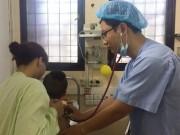 Tin tức - Thương tâm những đứa trẻ bị phù não, phù phổi vì đuối nước