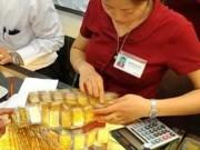 Mua sắm - Giá cả - Giá vàng hôm nay (16/6): Bất ngờ tăng gần 400 nghìn