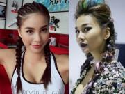 Làm đẹp - Sao Việt biến kiểu tóc tết huyền thoại trở nên cực chất