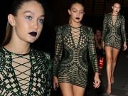 Thời trang - Kỹ nghệ mặc xuyên thấu tuyệt đỉnh của chân dài 21 tuổi