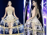Thời trang - Minh Triệu làm vedette trong BST đầu tay của Đỗ Long