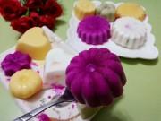Món ngon nhà mình - Kem sữa chua hoa quả giải nhiệt nắng hè - MN28550