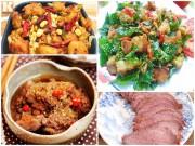 Bếp Eva - 4 món mặn ngon cơm trong mọi thời tiết