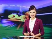 Thời trang - Nữ biên tập viên thể thao nổi nhất Việt Nam mặc gì khi lên sóng?