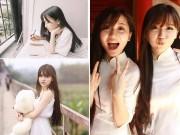 Làm đẹp - Chị em sinh đôi Việt học siêu giỏi tại Nhật nổi tiếng vì xinh đẹp