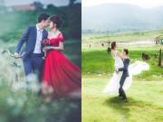 Eva Yêu - Ảnh cưới lãng mạn của cặp đôi yêu 5 tháng là cưới